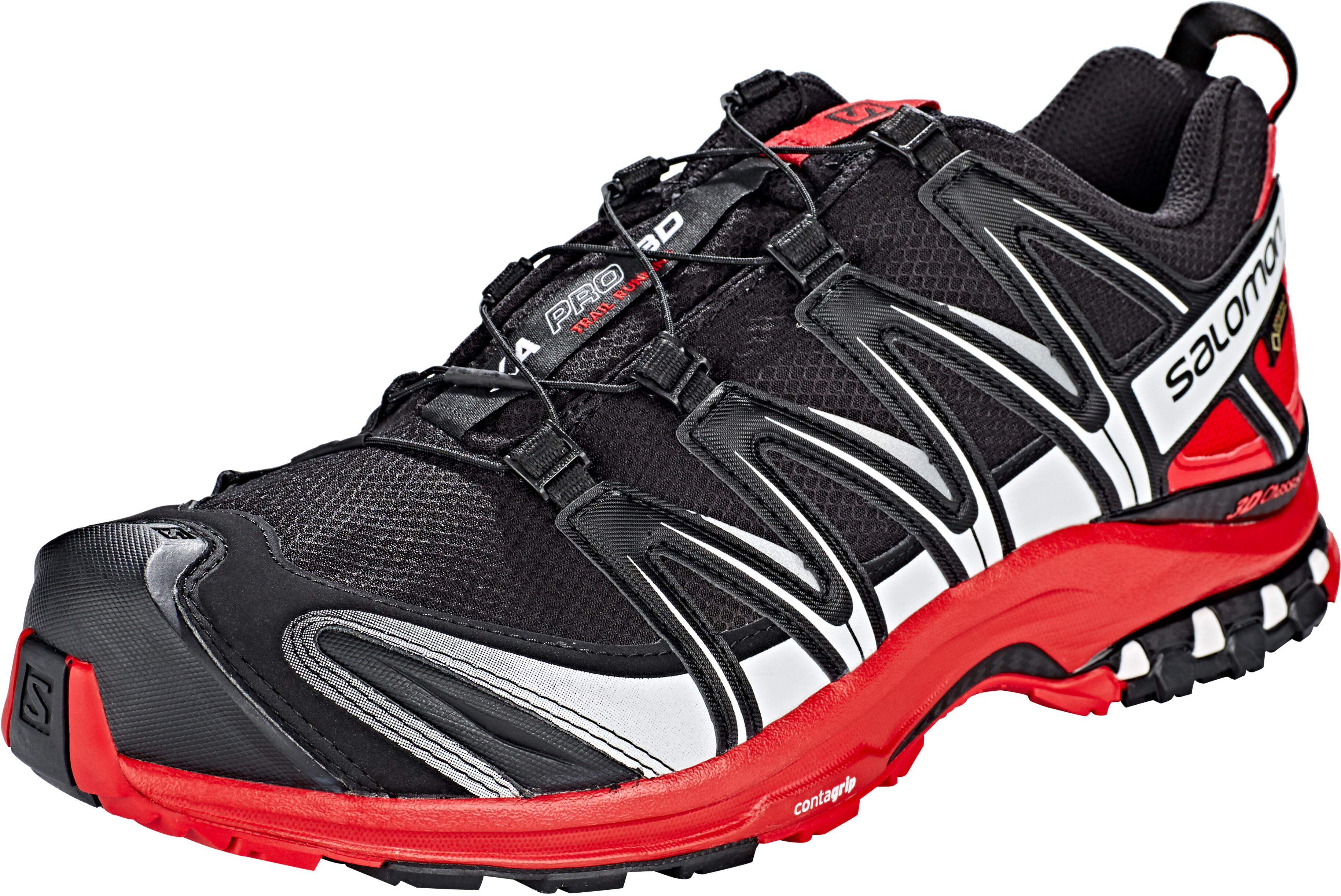 best sneakers 84c7f 66e0f Salomon XA Pro 3D GTX Löparskor Herr svart
